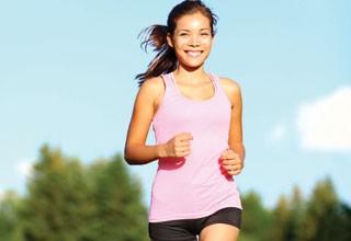 chạy bộ, sức khỏe, xương vững chắc