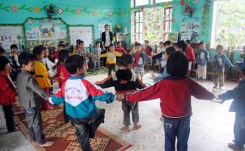 giáo dục Quảng Bình, mầm non