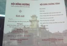 Họp mặt đồng hương Quảng Bình tại Hà Nội