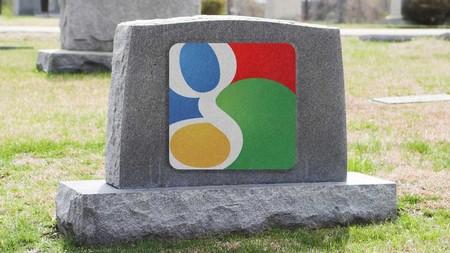 Social media Google dead