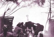 Đại đội nữ pháo binh Ngư Thủy-Đơn vị Anh hùng LLVTND thời kỳ chống Mỹ. Ảnh: Tư liệu