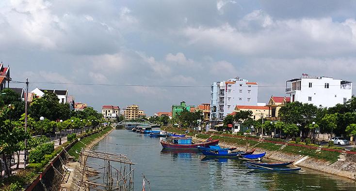 Tuyến đường Phan Bội Châu và Đồng Hải được kỳ vọng sẽ trở thành phố đi bộthu hút du khách.