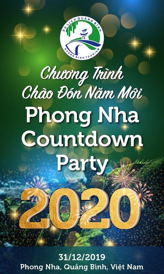 Phong Nha Countdown party