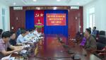 Đồng chí Bí thư Tỉnh ủy tiếp, đối thoại trực tiếp với người dân định kỳ tháng 11/2020