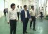 Đồng chí Phan Mạnh Hùng thăm một số doanh nghiệp đầu năm mới