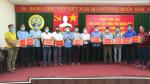 Trao tặng thiết bị giám sát hành trình cho ngư dân Quảng Bình