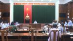 Uỷ ban Bầu cử tỉnh họp phiên thứ tư